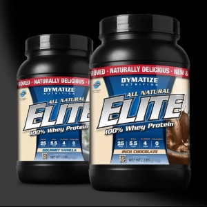 All Natural Elite Whey Protein