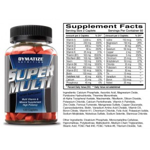 Super Multi Vitamin